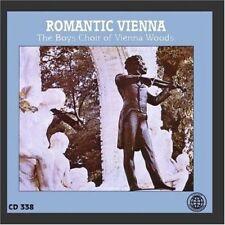 THE BOYS CHOIR OF VIENNA WOODS - Romantic Vienna CD [B11]