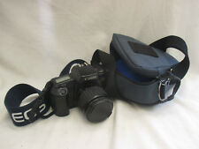 Canon EOS 1000F SLR 35mm film camera Zoom 35-80mm F4-5.6  + Manual