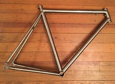 Merlin Extralight Titanium Road Bike Frame USA 56cm TT 1242g