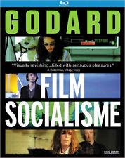 FILM SOCIALISME (EYE HA DARA) - BLU RAY - Region A - Sealed