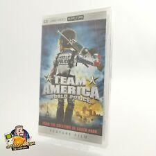 "Sony Playstation Portable UMD Video Film "" Team America "" PSP SEALED NEU"