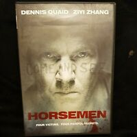 the Horsemen dvd region 1