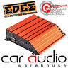 EDGE ED7300 300 Watts 2 Channel Bridgeable Car Stereo Speaker Sub Amp Amplifier