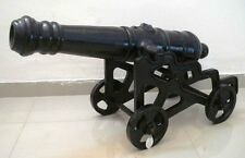 LARGE Marine CANNON with STAND –  Best Collection – Heavy - RARE (5003)