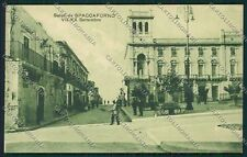 Ragusa Città Spaccaforno cartolina QQ0620