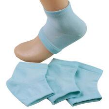 2015 Heel Socks for Dry Hard Cracked Skin Moisturising Open Toe Recovery Sock