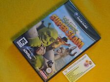 SHREK SUPER SLAM  Nintendo Game Cube GC PAL NUOVO SIGILLATO Look photo