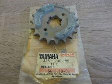 Yamaha Ritzel 19 Zähne XT350 sprocket Original Neu