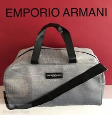 fea522d686 ARMANI Duffle/Gym Bags for Men for sale | eBay