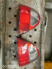 PAIR OF ROVER 25  REAR LIGHTS  O/S AND N/S  1999/2004  MODEL