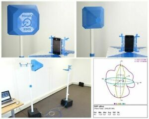MegiQ RMS-0640 Radiation Antenna Pattern Measurement System 600MHz to 4GHz EMC