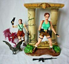 Tomb Raider 2 action figures