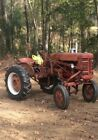 Antique 1954 farmall model 100 tractor for sale serial number 501