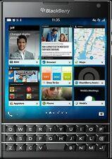 Blackberry Passport SQW100-1 Worldwide GSM Unlocked 32GB Qwerty 4G Black New
