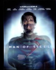 Man of Steel~~3 Disc~ ~(Blu-Ray/DVD) Exclusive Lenticular Digibook - Zack Snyder