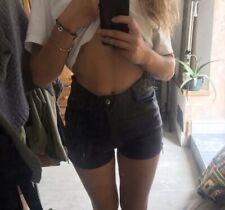 Unif Leather Shorts