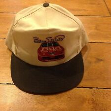BILL ELLIOTT BUDWISER AUTO RACING TEAM MESH HAT Nascar Vintage