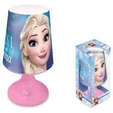 Frozen ELSA ANNA Disney Nachttischlampe Nachtlicht Lampe Kinderlampe Lizens Neu