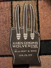 WOLVERINE FOAM CLAW HAND (X-Men Origins Game Promo) 2009 Nice
