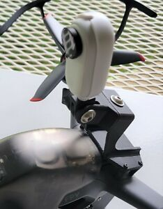 DJI FPV Drone 360 Camera Mount for GoPro MAX or Insta360 - NEW VERSION