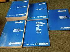 2008 Mazda 6 Mazda6 Service Repair Workshop Shop Manual Set W EWD Body + OEM