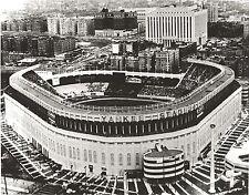 YANKEE STADIUM 1976 8X10 PHOTO BASEBALL MLB PICTURE NEW YORK YANKEES NY