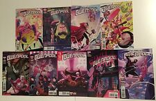 The Unbelievable GWENPOOL 1-15 Marvel 1st print #1 - 15 Comics