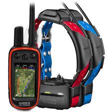 Garmin Alpha GPS Standard Dog Track N Train System TT15 x2 collars pig hunting