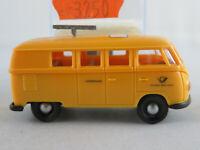 """Brekina 3250 VW-Kombi T1a (1953) """"DBP Funkmessdienst"""" in gelb 1:87/H0 NEU/OVP"""