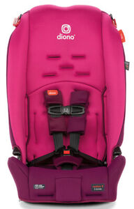 Diono Radian 3 R All-in-One Convertible+Booster Child Safety Car Seat Pink