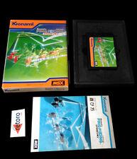PING PONG MSX Msx 2 Konami RC731 Japanese Version Good Condition