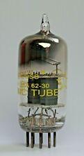 Westinghouse 12AY7 Valve Tube Ribbed Box Plate Square Getter (V49)