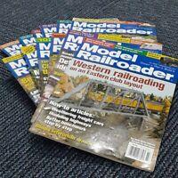 Model Railroader Magazine 2013 Full Year 12 Issues Kalmbach Publishing Electric