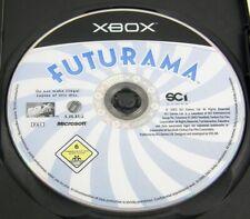 Futurama | Microsoft Xbox Classic | Action | SCI Games | Nur Disc