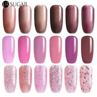 UR SUGAR Bronze Pink UV Gellack Pearl Shimmer Nail Art Gel Polish Long Lasting
