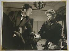 "1944 Gaslight Ingrid Bergman Joseph Cotten 8 x 10"" Photo Original Movie"