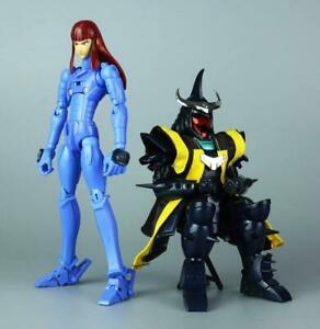 Lutoys Armor Plus Yoroiden Ronin Warriors Samurai Troopers Anubis Action Figure