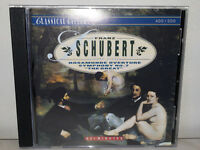 CD SCHUBERT - SYMPHONY NO.7 - NUOVO - NEW
