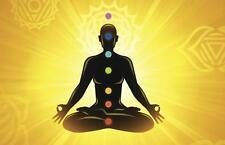 GUIDED MEDITATION CD FOR CHAKRA HEALING, GROUNDING, BALANCING & WELL BEING