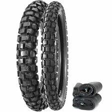 Bridgestone TW301/302 Trail Wing Tire Set - Honda XR250 SL350 XR650 Tires Tubes