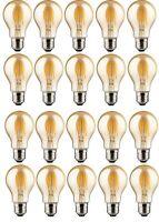 20er trendlights LED LED-Lampe A60 4W-40W 470lumen E27 2700k Birne Gold EEK A++