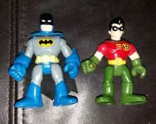 Playskool Comic Book Heroes Action Figures without Packaging