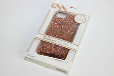 NEW Authentic Case-Mate Brilliance Crystal Rose Gold Case For iPhone 7 6S & 6
