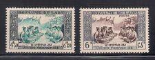 Laos   1953   Sc # 23-24   MNH   OG   (1-303)