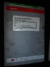 AUDI A4 depuis 1995 : manuel d'atelier - Moteur 4 cylindres 1.6 8S ADP