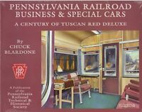 Pennsylvania Railroad BUSINESS & SPECIAL CARS -- (NEW BOOK)