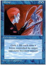 FBB Korean Lifetap ~ Lightly Played 4th Edition Fourth Foreign UltimateMTG Magic