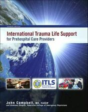 International Trauma Life Support for Emergency Care Providers (7th Edition), Ca