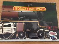 Hornby Railways 00 Gauge 33th Ed. 1987 Model Train Catalogue Thomas Tank Engine