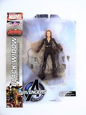"Marvel Select Avengers 2 Age of Ultron Black Widow 7"" Action Figure"